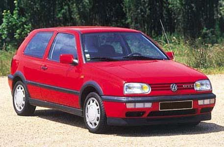 VOLKSWAGEN GOLF  III Hayon 3 portes Diesel 8V 1992