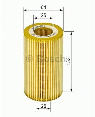 Filtre à huile moteur BOSCH 1457429619