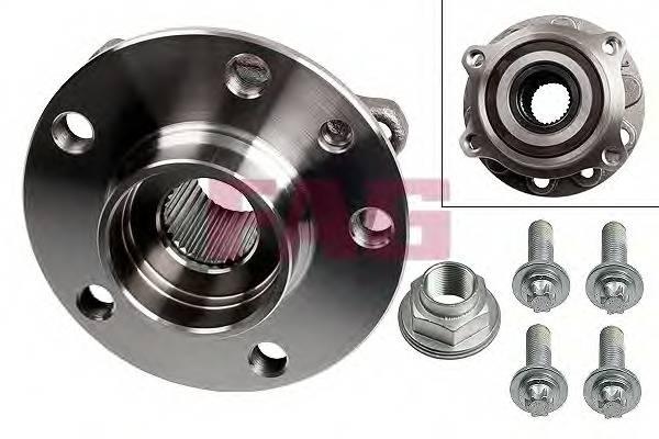 Roulement de roue FAG 713 6063 60