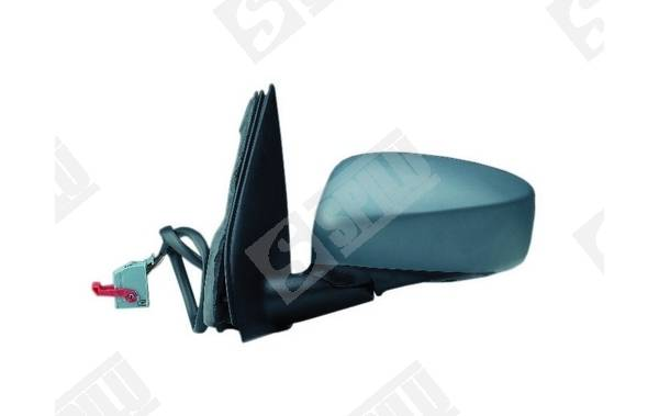 Rétroviseur chauffé gauche SPILU 53037