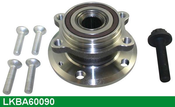 Kit roulement de roue LUCAS LKBA60090