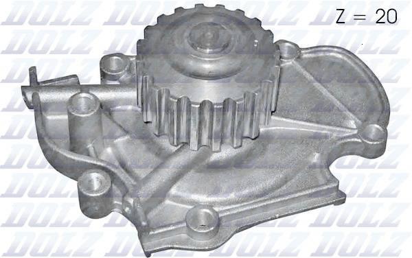 Pompe à eau DOLZ M146