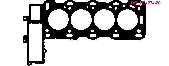 Joint Glaser H24274-20 GLASER H2427420