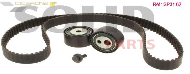 Kit distr. Solid Parts SP31.62 SOLID PARTS SP3162